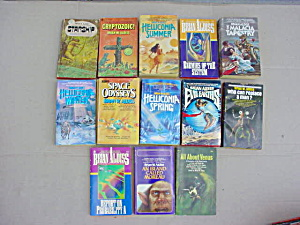 Brian Aldiss Sci-Fi Book Collection (Image1)