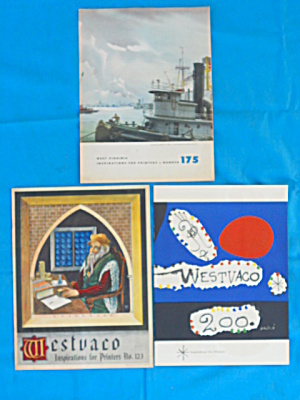 Westvaco West Virginia Pulp & Paper Booklets