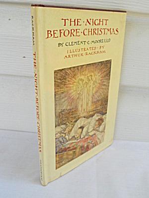 Night Before Christmas Clement Moore Rackham (Image1)