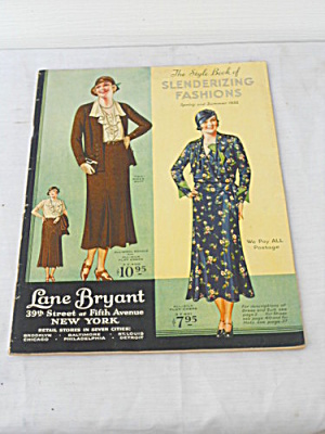 '32 Spring/Summer Lane Bryant Fashion Catalog (Image1)