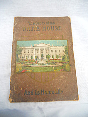 Story Of White House & Home Life Whipple