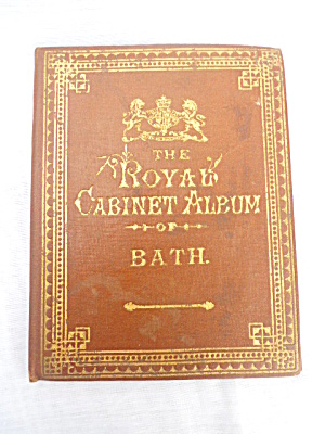 Royal Cabinet Album of Bath (Image1)
