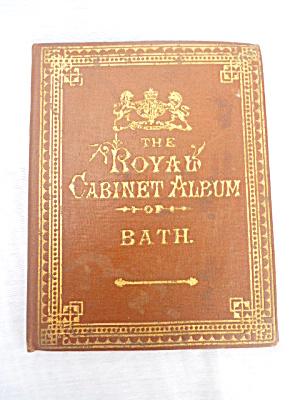 Royal Cabinet Album of Bath (Image1)