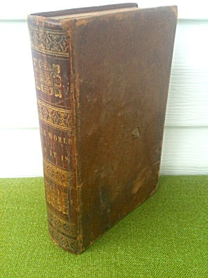 The World As It Is Samuel Perkins 1844 Book