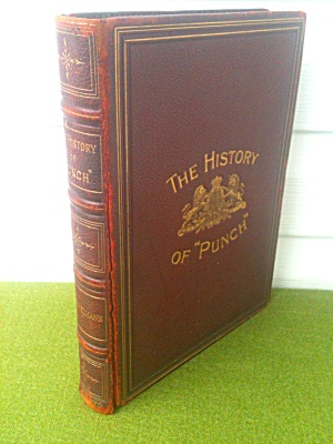 History of Punch M.H. Spielmann 1895 Book (Image1)
