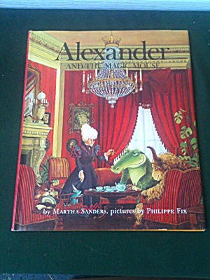 Alexander Magic Mouse Martha Sanders Philippe (Image1)