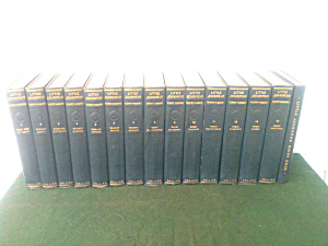 14 Vol Elbert Hubbard Little Journeys (Image1)