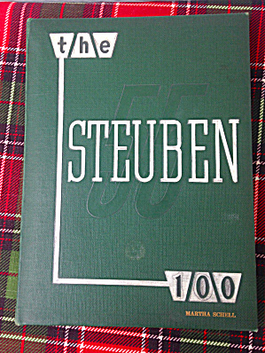 1955 Steubenville H.S. Yearbook (Image1)