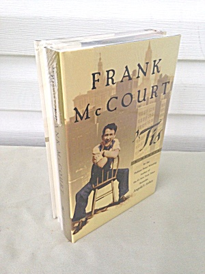 Frank Mccourt 'tis & Angela's Ashes Sealed