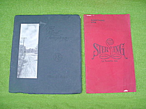 Pr. Early 1900's Telephone Catalogs/books