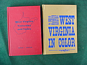 Pr. of West Virginia Books (Image1)