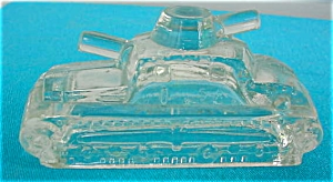 Early Glass Tank Candy Container (Image1)