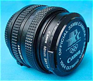 Canon Lens FD50/1.8 w/Org. Box (Image1)