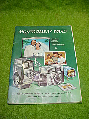 1962 Montgomery Ward Camera Catalog (Image1)