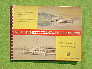 1951 Cap'n Hughes' Steamboat Sketchbook--Ohio (Image1)