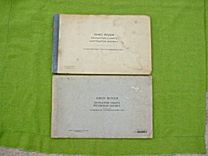 Pr. of Ohio River Navigation Chart Books (Image1)