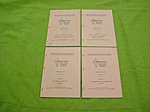 Railroad Locomotive Booklets (Image1)