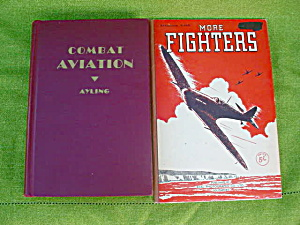 Pr. of 1940's Fighter Plane Books (Image1)