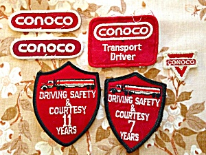 Conoco Patch Collection (Image1)