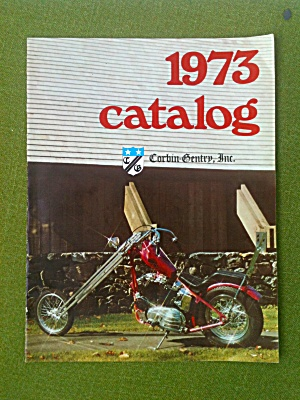 1973 Corbin Gentry Motorcycle Catalog (Image1)