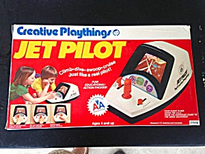 Creative Playthings JET PILOT Game w/Box (Image1)