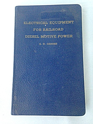 Electrical Equip Railroad Diesel Motive Power (Image1)