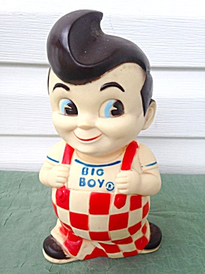 Early Big Boy Coin Bank