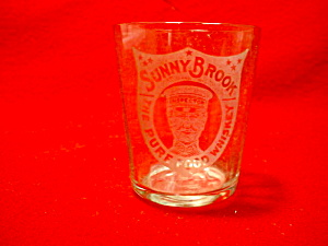 Old Sunny Brook Pure Food Whiskey Shot Glass (Image1)