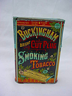 Nice, Buckingham Vertical Tobacco Pocket Tin (Image1)
