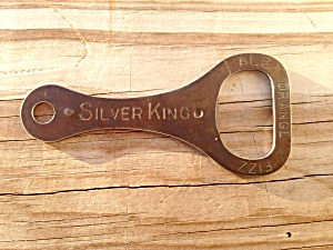 Silver King Bottle Opener Ale Orange Fizz (Image1)
