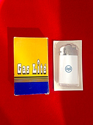 United States Steel Cigarette Lighter