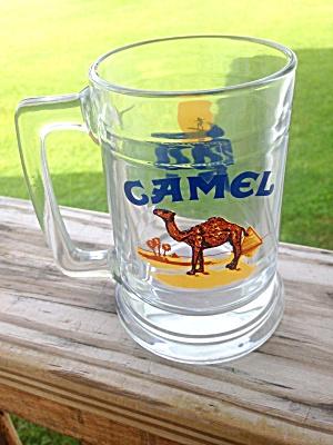 CAMEL Cigarettes Glass Mug (Image1)