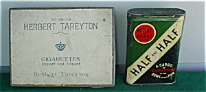 Pr. of Early Tobacco Tins (Image1)