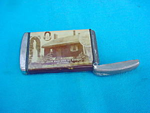 Early, Gettysburg, Pa Photograpic Match Safe (Image1)