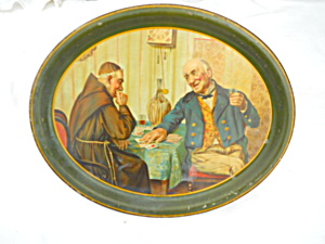 Early Portrait Serving Tray A Showdown Cards (Image1)