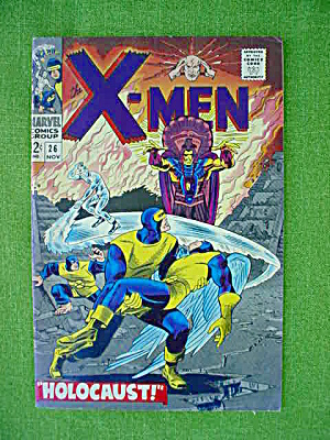 X-Men #26 Holocaust Comic (Image1)
