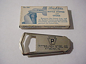 Pittsburgh Steel Opener w/Org. Box (Image1)