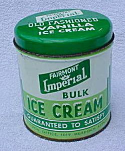 Fairmont Imperial Vanilla Ice Cream Tin (Image1)