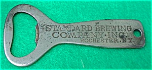 Standard Brewing Co. Rochester, N.Y. Opener (Image1)
