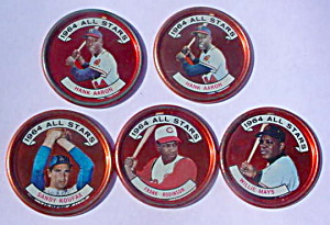'64 All-Star Baseball Coins (Image1)