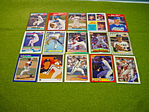 Nolan Ryan Baseball Card Collection (Image1)