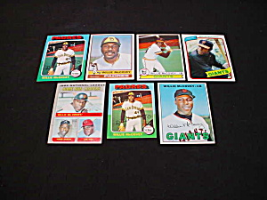 Willie McCovey Baseball Cards (Image1)