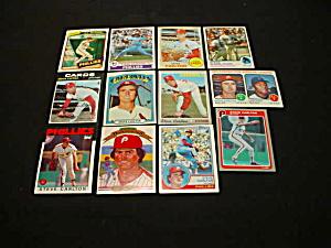 Steve Carlton Philadelphia Philles Cards (Image1)