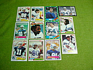 Dallas Cowboys Football Cards 1970's & 80's (Image1)