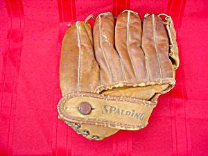 Don Drysdale Spalding Baseball Glove (Image1)
