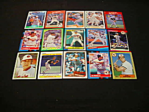 Cal Ripken Baltimore Orioles Baseball Cards (Image1)