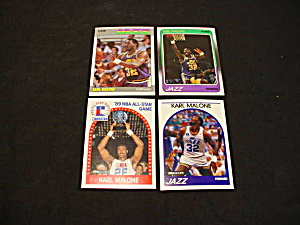 Karl Malone Basketball Cards (Image1)