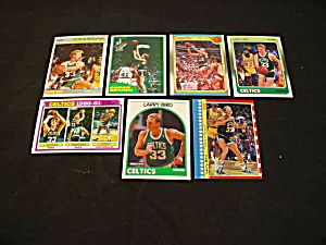 Larry  Bird Basketball Cards (Image1)
