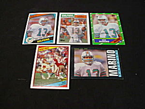 Dan Marino Football Cards (Image1)