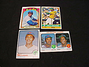 Billy Williams Baseball Cards (Image1)